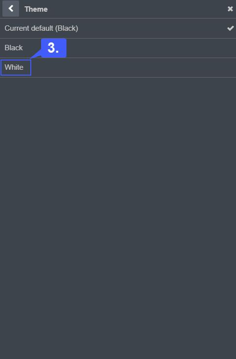 CQG Desktop Theme 3