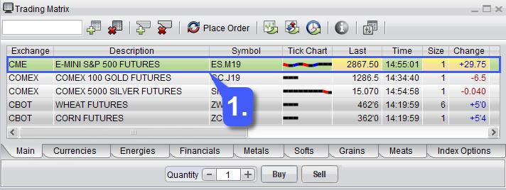 Firetip Charts 1