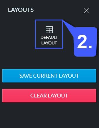 Optimus Trader Default Layout 2